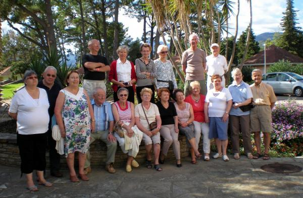 Voyage en Corse 2009