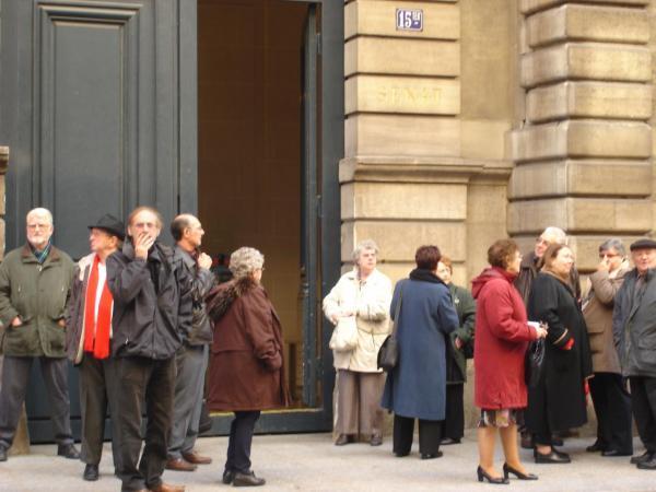Sénat (Paris) 16-11-2010