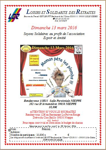 Theatre solidarite